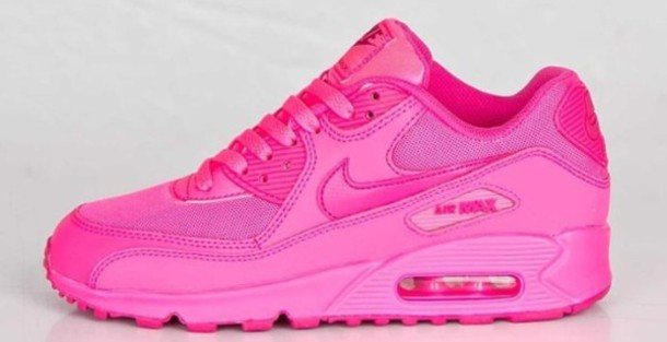 sports shoes 70c07 6ca64 shoes nicekicks nike air max 90 hyperfuse neon pink air max 90 air max 90s  style