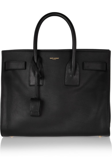 Saint Laurent | Sac De Jour small leather tote | NET-A-PORTER.COM
