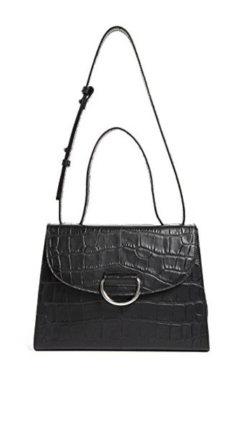 Little Liffner cross lady bag black