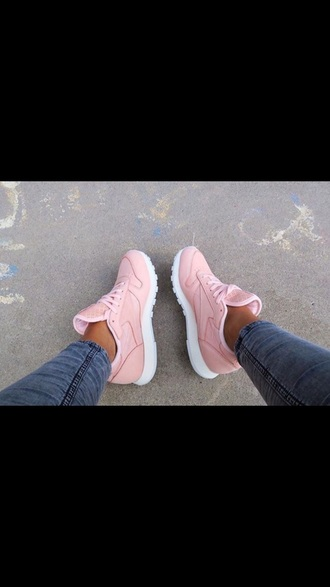 shoes rose