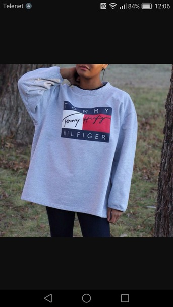 sweater tommy hilfiger sweater