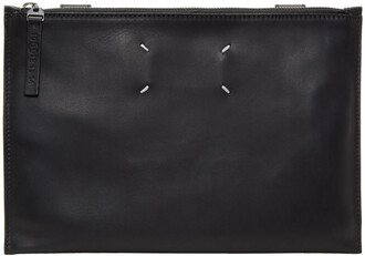pouch black bag