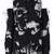 A.F.Vandevorst cold shoulder blouse, Women's, Size: 36, Black, Silk/Spandex/Elastane