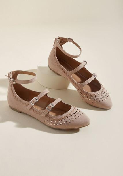 Modcloth white shoes