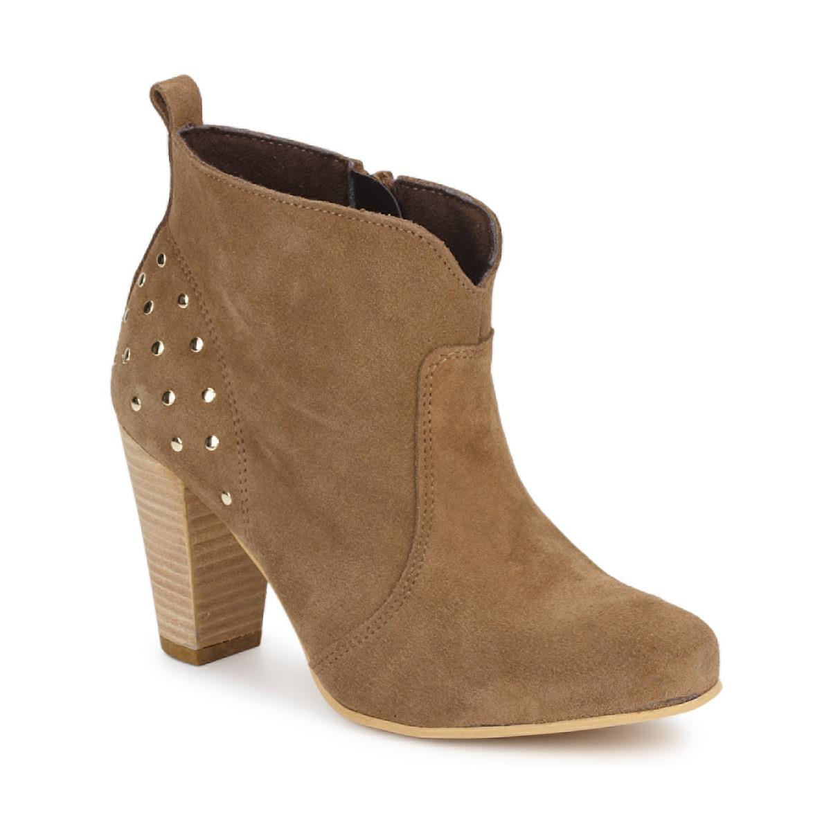 Botines Betty London ERTUNE Topotea - Entrega gratuita con Spartoo.es ! - Zapatos Mujer 69,00 €