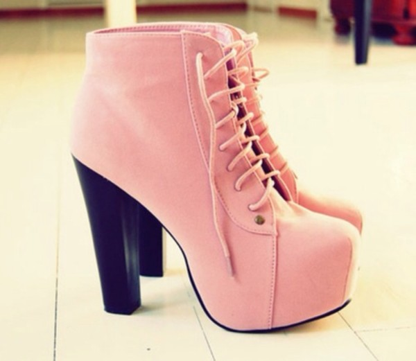 shoes wedges pink barbie shoes gorgeous yaaas lace up