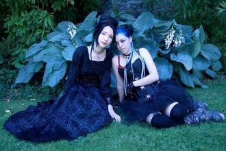 dress gothic lolita goth black dress black gothic lolita dresses