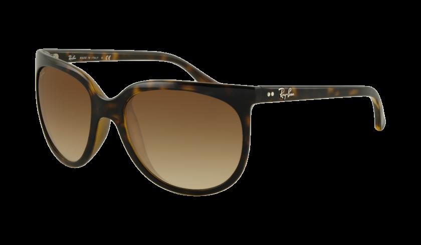ray ban rb3025 aviator sunglasses gold frame crystal light green  Ray Ban RB4147 Sunglasses Brown Frame Crystal Green Gradient Len ...