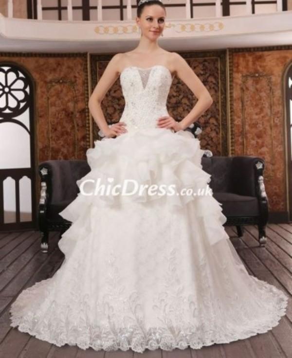 dress wedding dress ball gown wedding dress lace wedding dress