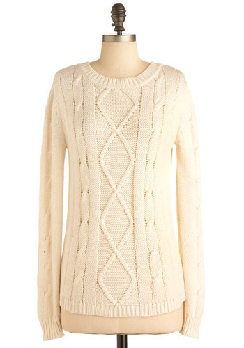Mod retro vintage sweaters