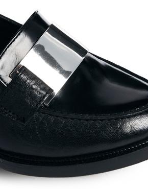 ASOS | ASOS MODERN Leather Loafers at ASOS