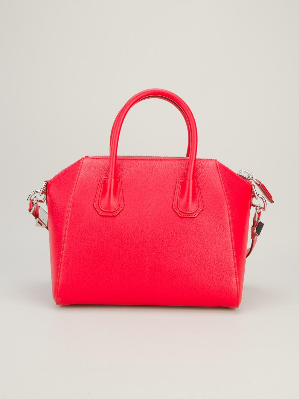 Givenchy Small 'antigona' Tote - Gente Roma - Farfetch.com