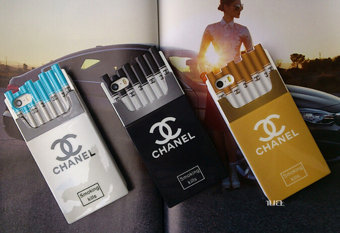 """designer smokes"" iphone case"