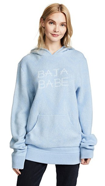 Baja East pullover hoodie pullover hoodie sweater
