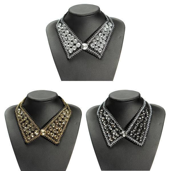 Gemi collar necklace