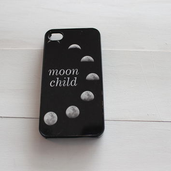 Moon Child Case on Wanelo