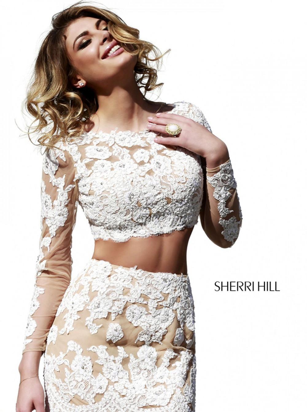 Sherri Hill 21371 Homecoming and Prom Dress 2014