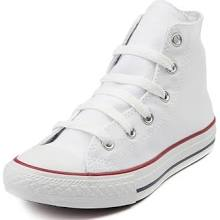 Converse All Star Hi Athletic Shoe Optical white