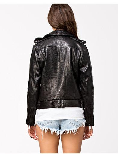 House On Fire Jacket - Fwss - Black - Jackets And Coats - Clothing - Women - Nelly.com Uk