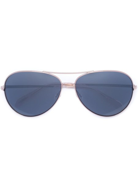 Oliver Peoples sunglasses purple pink