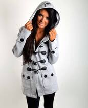 coat,black,grey