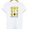 Blanchard's yellow tshirt