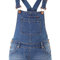 Denim denim dungarees at fashion union