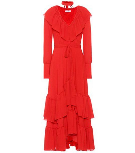 Rejina Pyo dress red