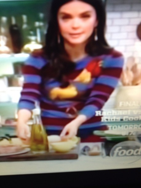 food network the kitchen worn by katie. lee, katie lee - Wheretoget