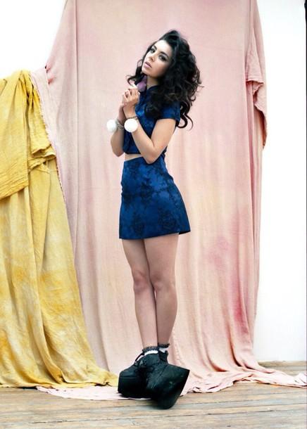 2b315cb5dd9664 shirt charli xcx metallic velvet 2 piece skirt set crop tops skirt skirts  and tops