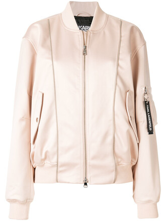 jacket bomber jacket women purple pink