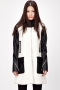 Color Block Hooded jacket - FrontRowShop