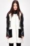 Color Block Hooded jacket - FrontRowShop