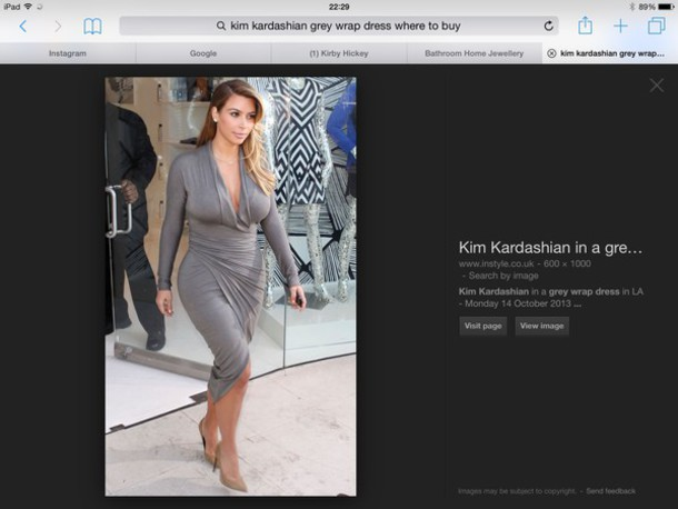 dress kim kardashian dress