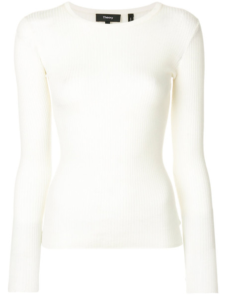 theory top women white