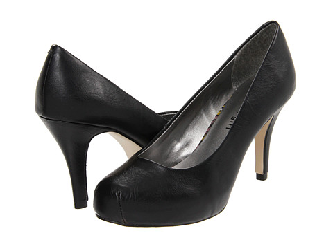 Madden Girl Getta Black Smooth - Zappos.com Free Shipping BOTH Ways
