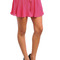 Discounted flowy shorts (pink)