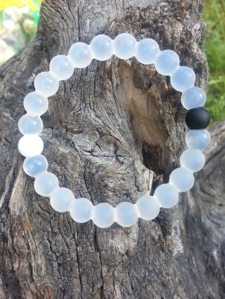 jewels white and black lokai  bracelet bracelets