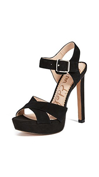 Sam Edelman sandals black shoes