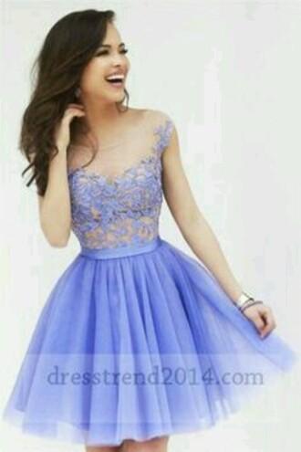 dress sheer short dress homecoming dress
