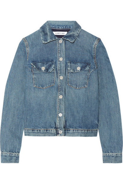 Elizabeth and James - Penn Denim Jacket - Mid denim