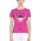 Tiger printed cotton jersey t-shirt