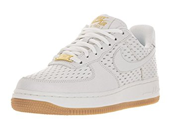 Nike Women's Air Force 1 '07 Suede Teal Blue Shoes 749263