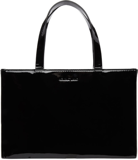 Helmut Lang bag leather bag leather black