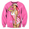 Online shop new fashion 2015 men/women's 3d sweatshirt nicki minaj print crewneck long sleeve fall winter casual tops pullover hoodie|aliexpress mobile