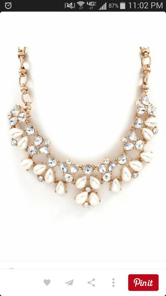 jewels diamonds necklace