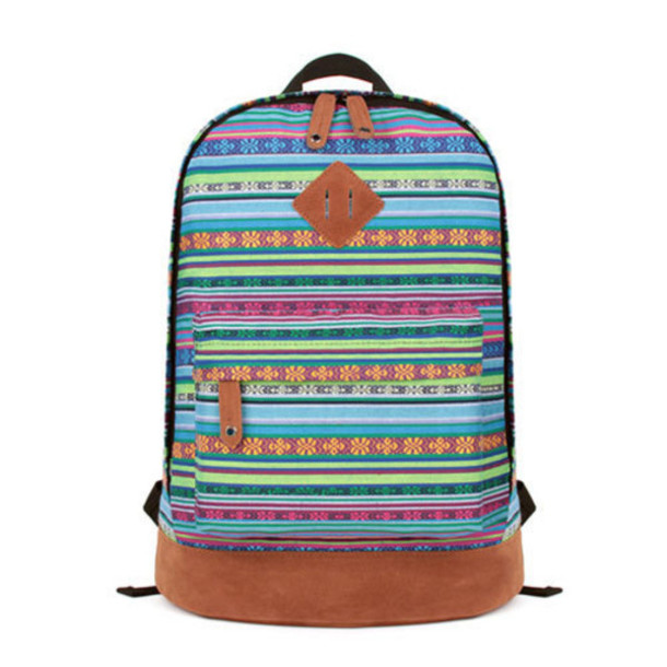 Bag: backpack, school bag, beautiful, preppy, women, beautiful ...