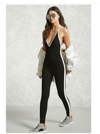 jumpsuit summer casual forever 21