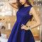 Women's sunday best shift guipure neoprene dress