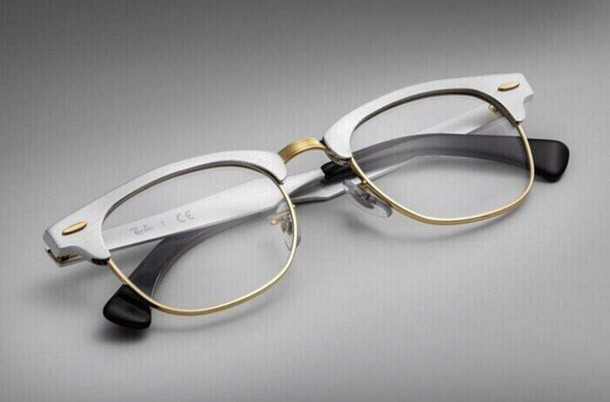 Clear Ray Bans Glasses